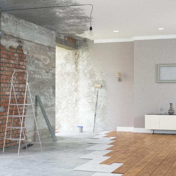 Umnutzung einer Immobilie